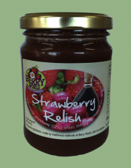 Timboon Strawberry Relish