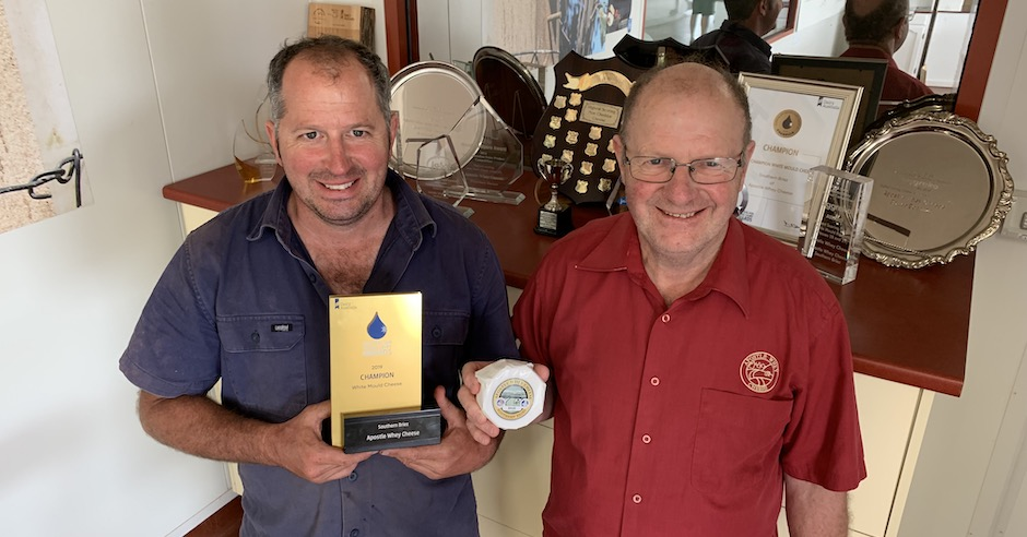 Southern Briez Australian Grand Dairy Award 2019