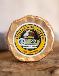 Apostle Whey Cheese The Grotto Washed Rind