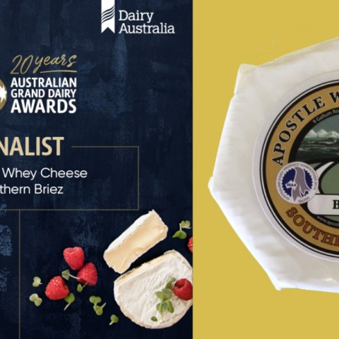 Apostle Whey Cheese Awards