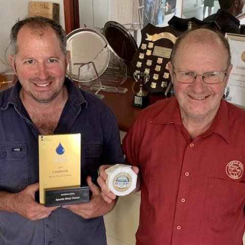 Southern Briez Australian Grand Dairy Award 2019